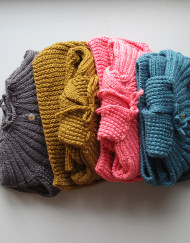knitting wear colours