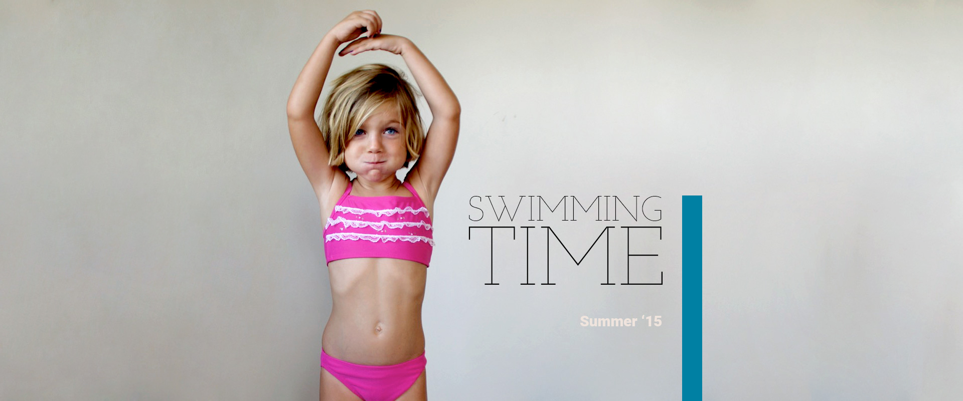 Titel: swimming time