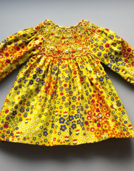 gris-gris baby dress