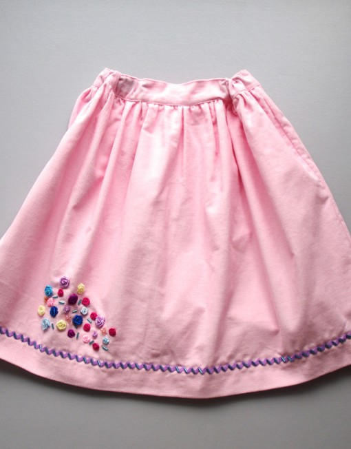Wizard Of Oz skirt