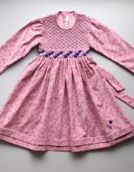 wild bird pink dress