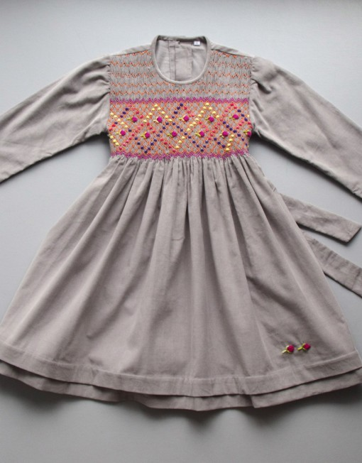 coquito dress AW 15