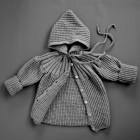 baby coat / stone grey