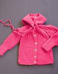baby coat pink