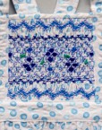 WEB detail bubbles baby romper