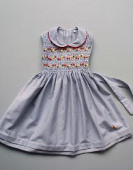 Huahine smock dress by coquito