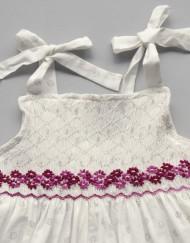 smock dress makereta by coquito
